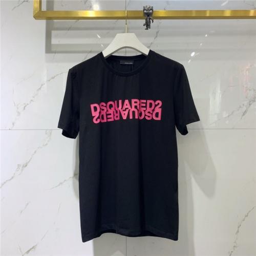 Dsquared T-Shirts Short Sleeved O-Neck For Men #778262