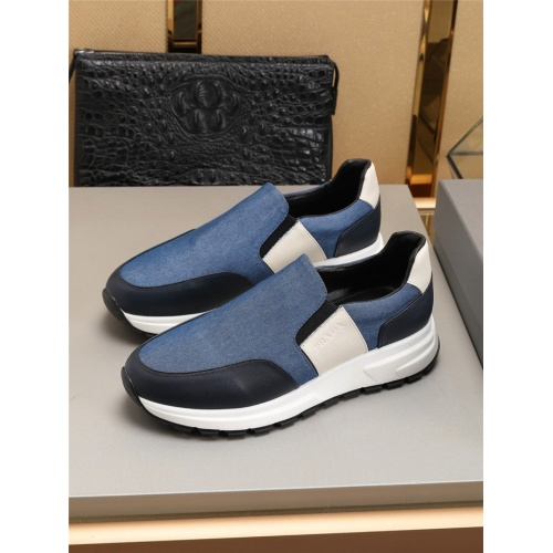 Prada Casual Shoes For Men #778394