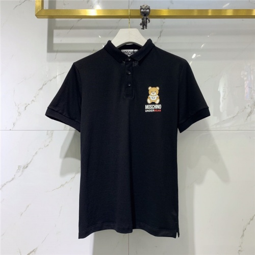Moschino T-Shirts Short Sleeved Polo For Men #778477