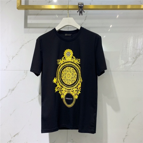 Versace T-Shirts Short Sleeved O-Neck For Men #778484