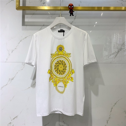Versace T-Shirts Short Sleeved O-Neck For Men #778485