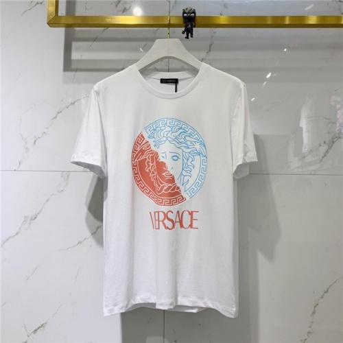 Versace T-Shirts Short Sleeved O-Neck For Men #778487