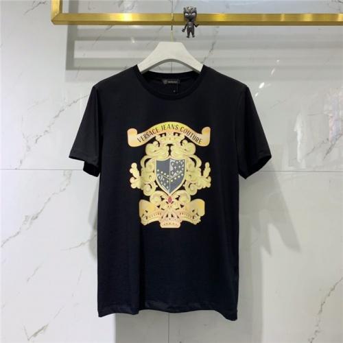 Versace T-Shirts Short Sleeved O-Neck For Men #778488