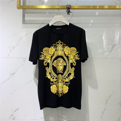 Versace T-Shirts Short Sleeved O-Neck For Men #778490