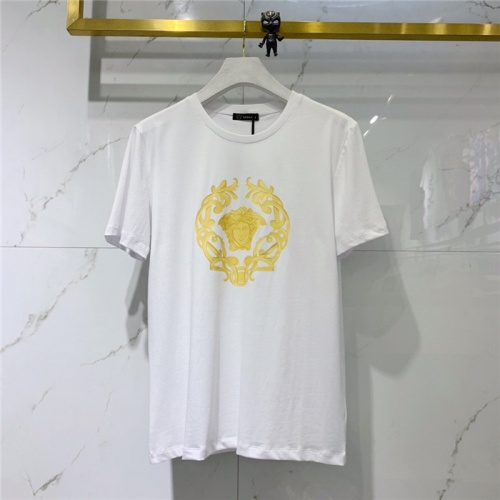 Versace T-Shirts Short Sleeved O-Neck For Men #778492