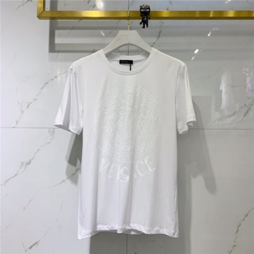 Versace T-Shirts Short Sleeved O-Neck For Men #778493