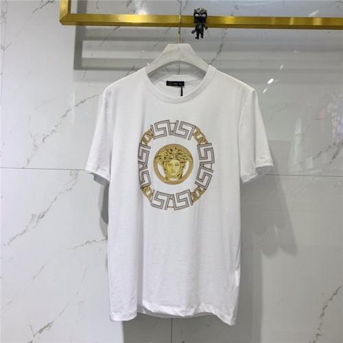 Versace T-Shirts Short Sleeved O-Neck For Men #778495