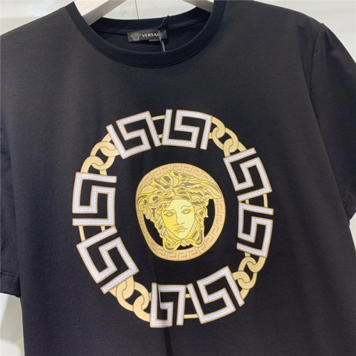 Replica Versace T-Shirts Short Sleeved O-Neck For Men #778496 $40.74 USD for Wholesale