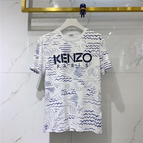 Kenzo T-Shirts Short Sleeved O-Neck For Men #778553