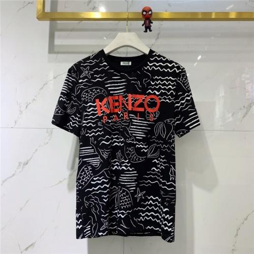 Kenzo T-Shirts Short Sleeved O-Neck For Men #778554