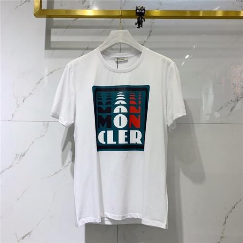 Moncler T-Shirts Short Sleeved O-Neck For Men #778555
