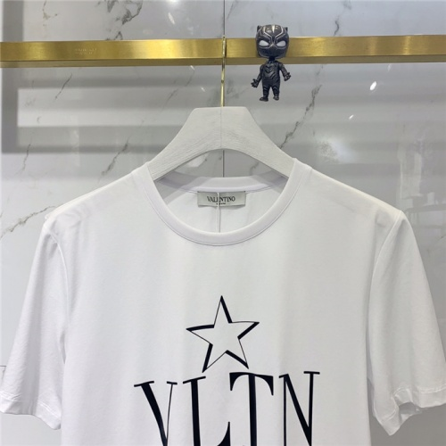 Replica Valentino T-Shirts Short Sleeved O-Neck For Men #778572 $39.77 USD for Wholesale