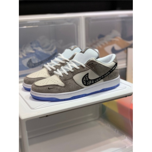 Christian Dior & Nike Casual Shoes For Men #778586