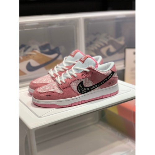 Christian Dior & Nike Casual Shoes For Women #778589