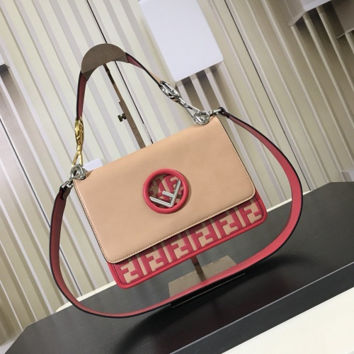 Fendi AAA Quality Shoulder Bags For Women #778711