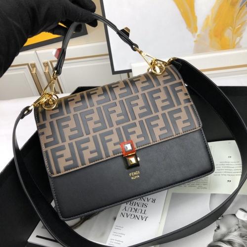 Fendi AAA Quality Shoulder Bags For Women #778724