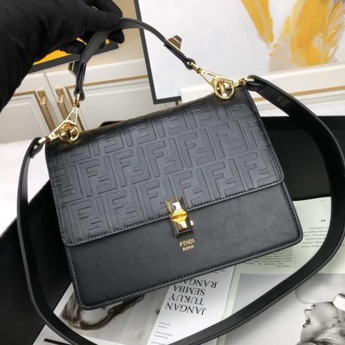 Fendi AAA Quality Shoulder Bags For Women #778726