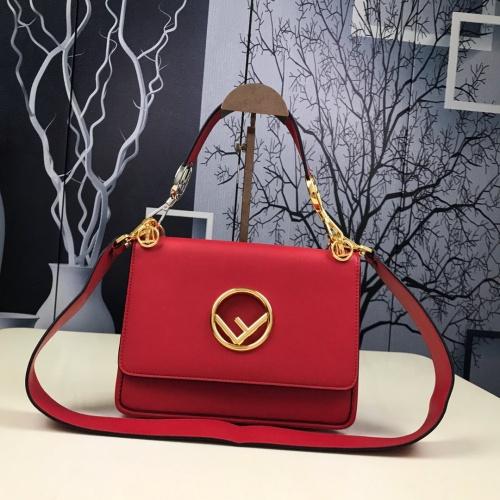 Fendi AAA Quality Shoulder Bags For Women #778732