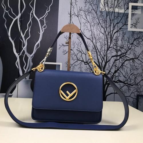 Fendi AAA Quality Shoulder Bags For Women #778737