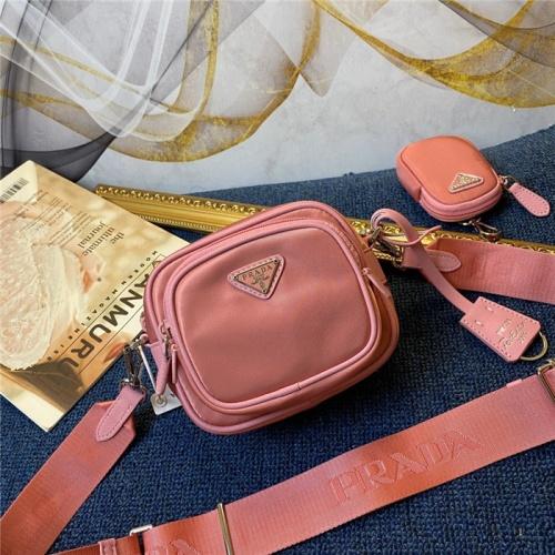 Prada AAA Quality Messeger Bags #778743 $109.61, Wholesale Replica Prada AAA Quality Messeger Bags