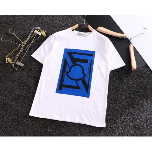 Moncler T-Shirts Short Sleeved O-Neck For Men #778747