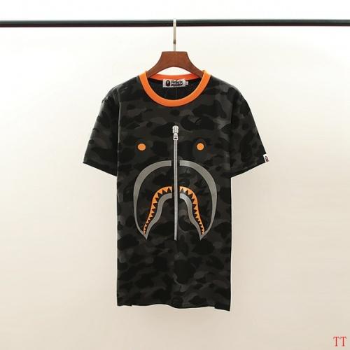 Bape T-Shirts Short Sleeved O-Neck For Men #778774