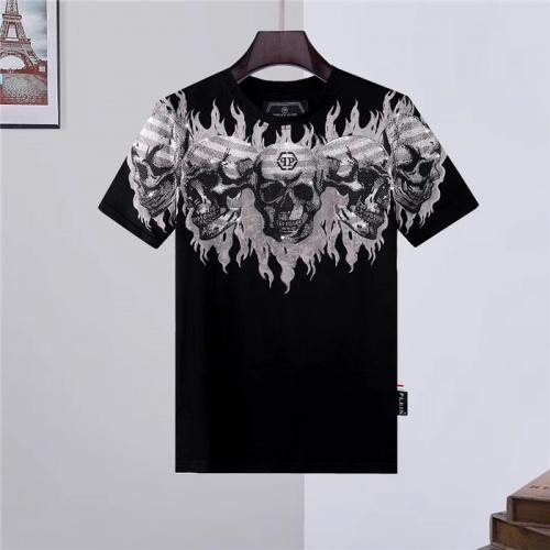 Philipp Plein PP T-Shirts Short Sleeved O-Neck For Men #778800