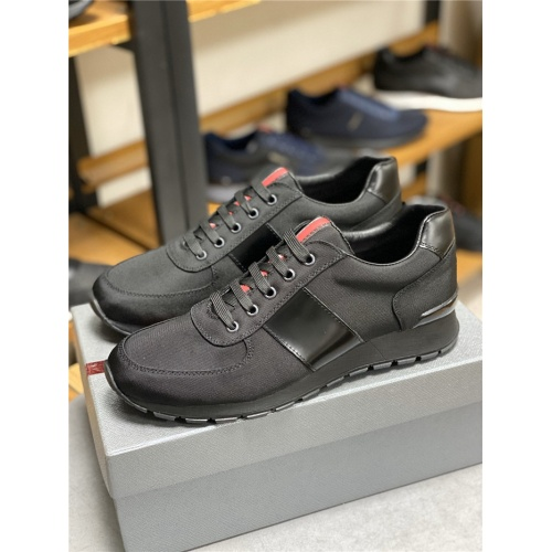 Prada Casual Shoes For Men #778950