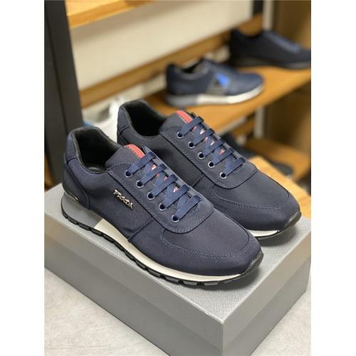 Prada Casual Shoes For Men #778953