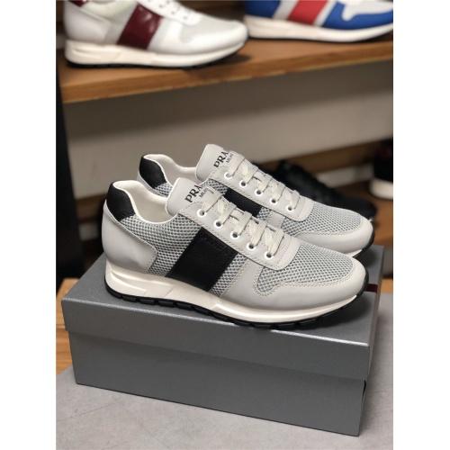 Prada Casual Shoes For Men #778968