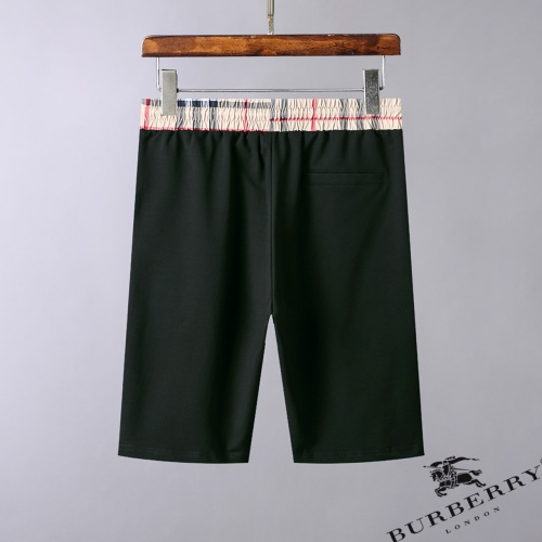 Replica Burberry Tracksuits Short Sleeved Polo For Men #779005 $58.20 USD for Wholesale