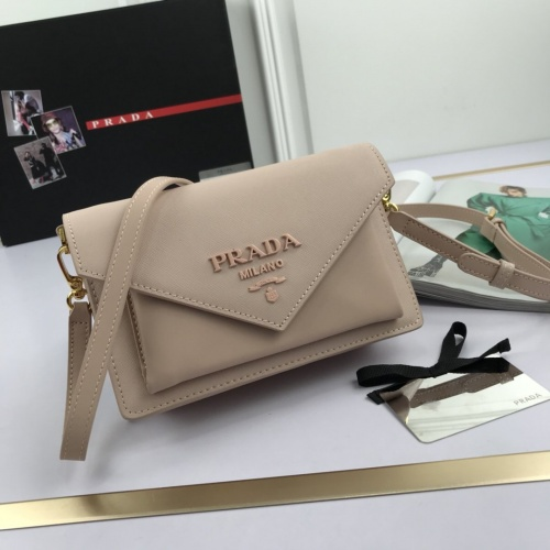 Prada AAA Quality Messeger Bags For Women #779241