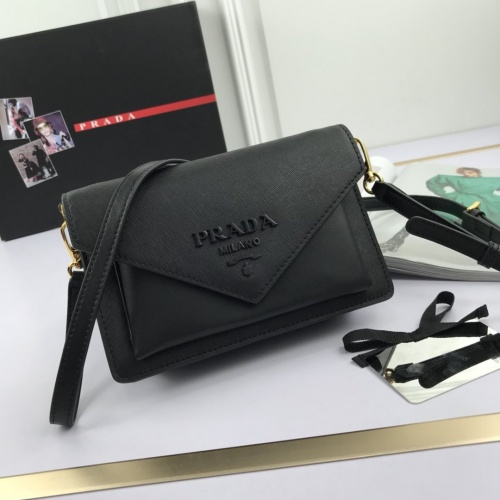 Prada AAA Quality Messeger Bags For Women #779242