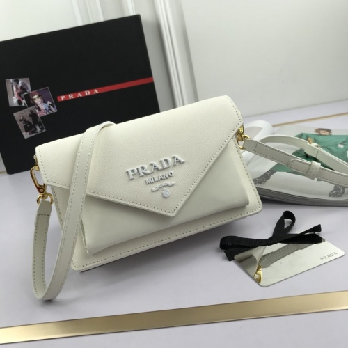 Prada AAA Quality Messeger Bags For Women #779243