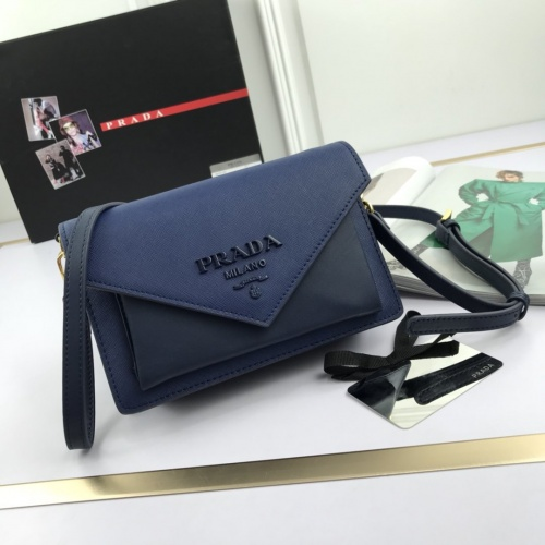 Prada AAA Quality Messeger Bags For Women #779245