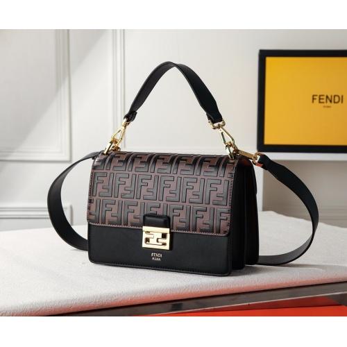 Fendi AAA Quality Messenger Bags For Women #779254