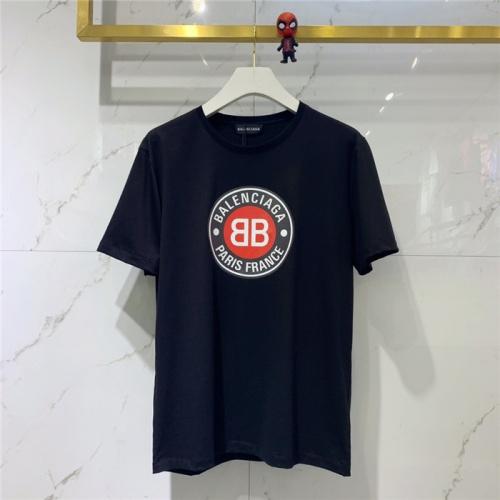Balenciaga T-Shirts Short Sleeved O-Neck For Men #779434