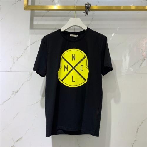 Moncler T-Shirts Short Sleeved O-Neck For Men #779457