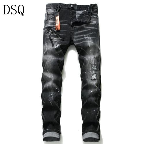 Dsquared Jeans Trousers For Men #779609