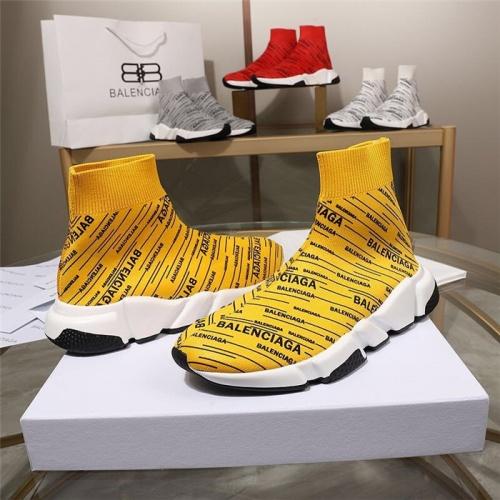 Replica Balenciaga Boots For Men #779639 $78.57 USD for Wholesale