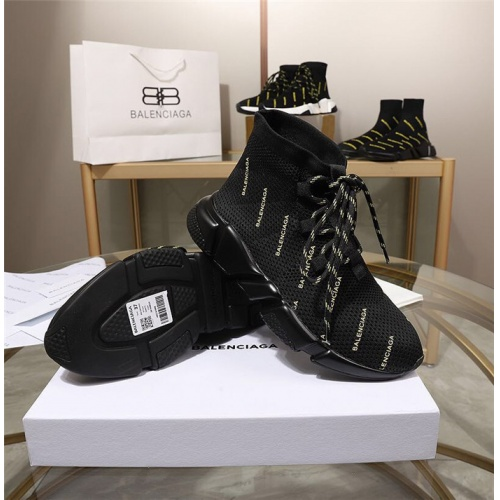 Replica Balenciaga Boots For Men #779648 $78.57 USD for Wholesale