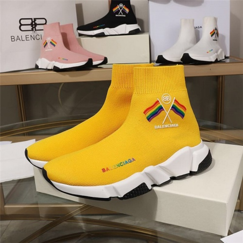 Balenciaga Boots For Men #779659