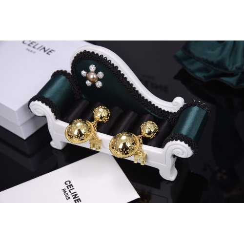 Celine Earrings #779700 $36.86, Wholesale Replica Celine Earrings