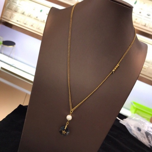 Christian Dior Necklace #779722 $28.13, Wholesale Replica Christian Dior Necklace