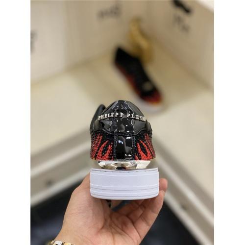 Replica Philipp Plein Casual Shoes For Men #779810 $86.33 USD for Wholesale