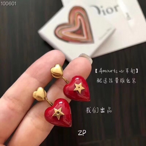 Christian Dior Earrings #779817