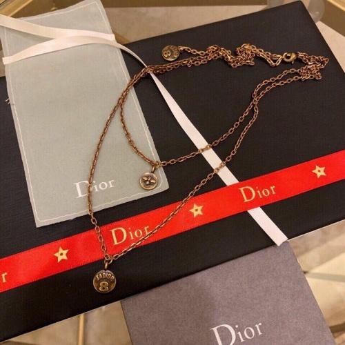 Christian Dior Necklace #779909 $32.98, Wholesale Replica Christian Dior Necklace