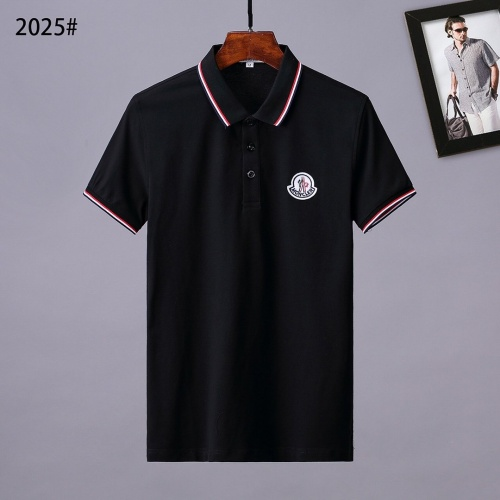 Moncler T-Shirts Short Sleeved Polo For Men #779992