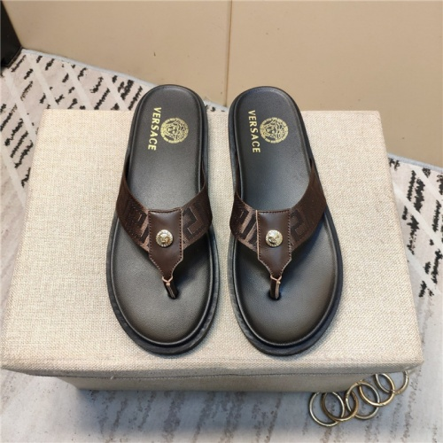 Versace Slippers For Men #780113