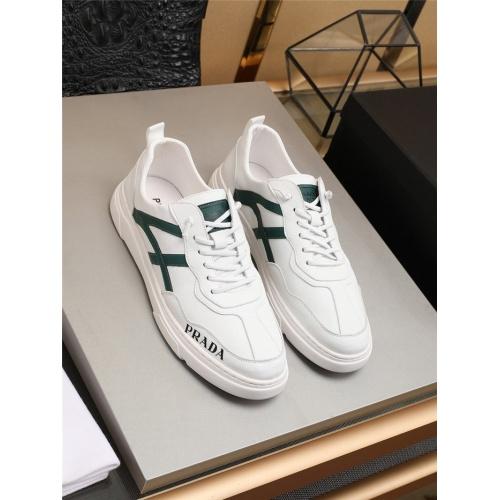 Prada Casual Shoes For Men #780176